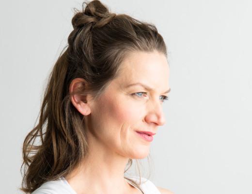 Vera Vickermann Yoga Model